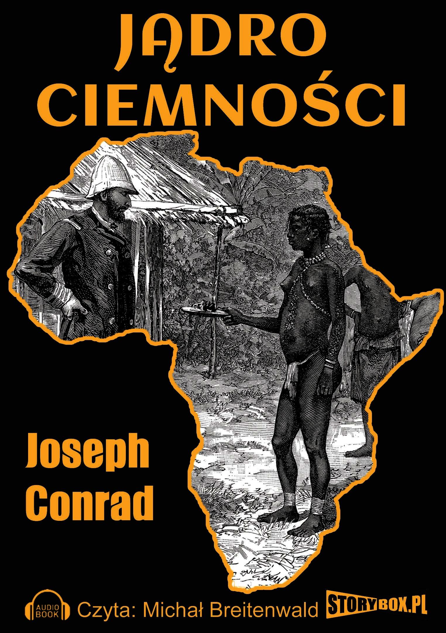 Zamknieta W Pozytywce 32jadro Ciemności Joseph Conrad