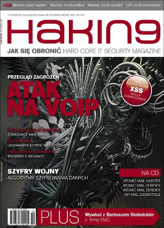 :: miesięcznik Hakin9-jak się obronić na ePartnerzy ::
