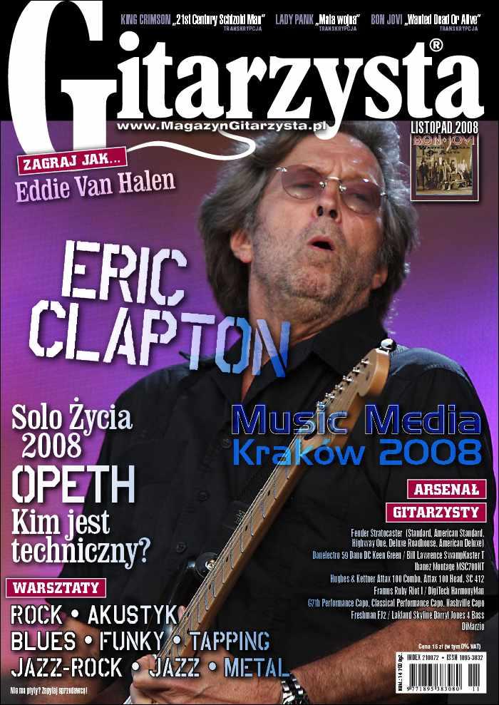 :: magazyn Gitarzysta – listopad 2008 na ePartnerzy ::
