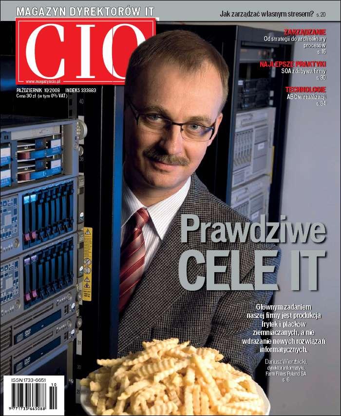 :: Magazyn Dyrektorów CIO IT na ePartnerzy ::