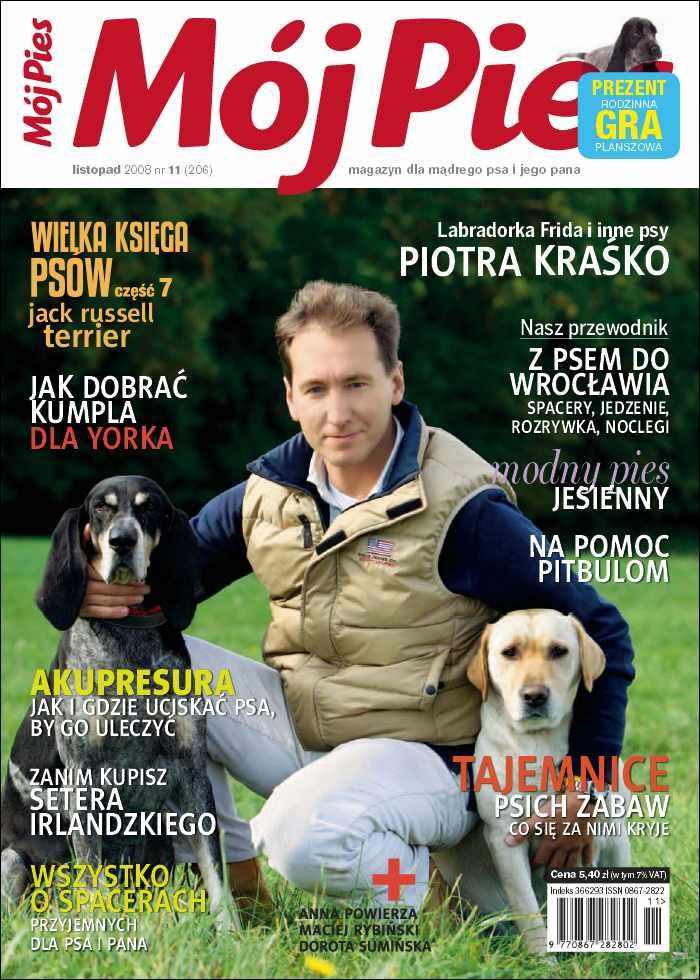 :: magazyn Mój pies - na ePartnerzy ::