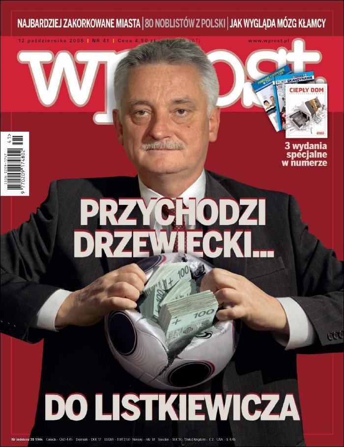 :: tygodnik spoleczno-informacyjny Wprost na ePartnerzy ::
