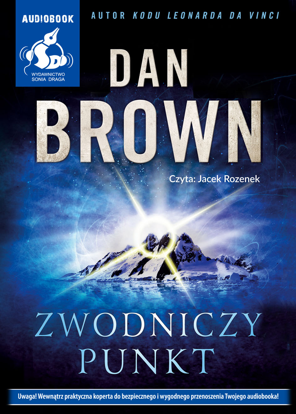 Zwodniczy punkt – audiobook.Autor: Dan Brown