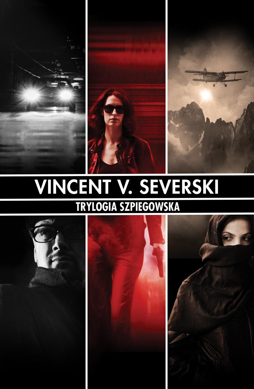 Pakiet Trylogia Szpiegowska (Audiobook) – audiobook.Autor: Vincent V. Severski