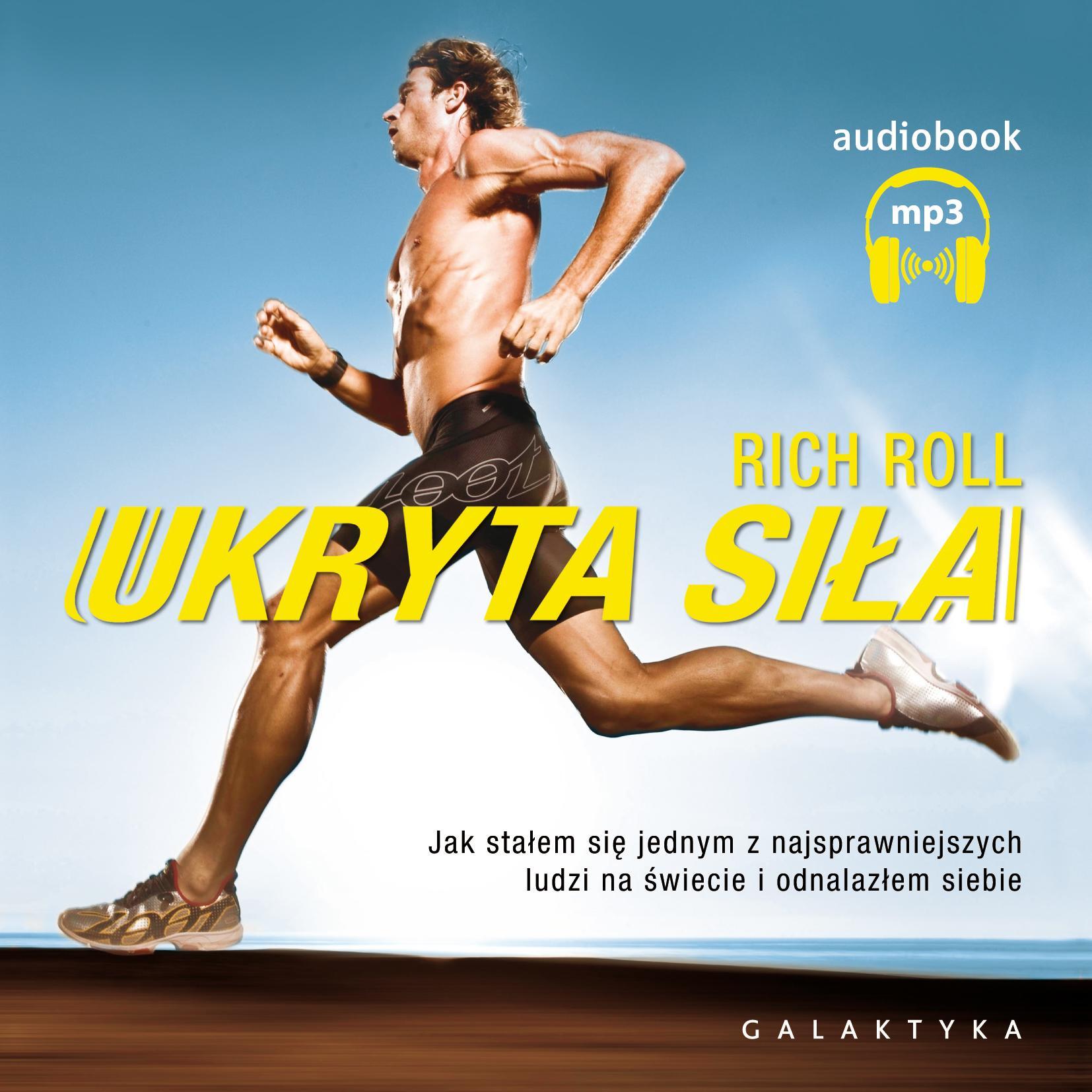 Ukryta siła audiobook