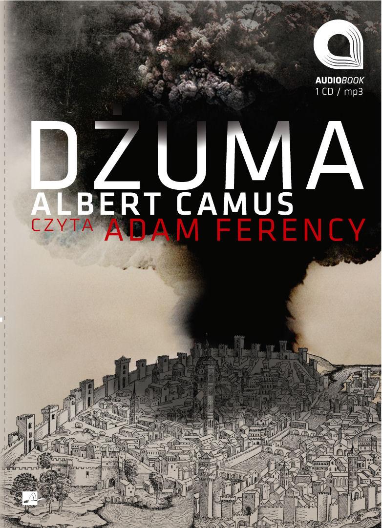 Dżuma - , Albert Camus, Aleksandria - książka audio, audiobook
