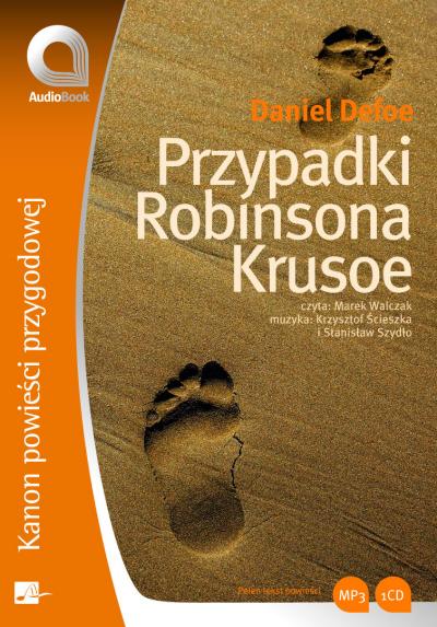 Przypadki Robinsona Crusoe • AUDIOBOOK • KSIĄŻKA AUDIO • MP3