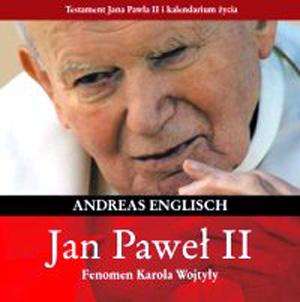 :: Jan Paweł II Fenomen Karola Wojtyły - Andreas Englisch -  książka audio - zobacz więcej ::