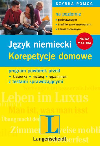 :: Korepetycje domowe. Język niemiecki - e-book ::