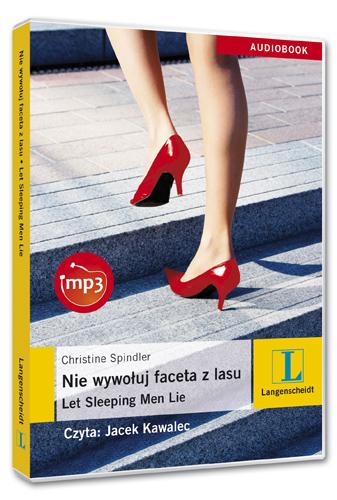 Nie wywołuj faceta z lasu - audiobook – Langenscheidt, języki obce, język angielski, książki audio, opowiesc, epartnerzy.com