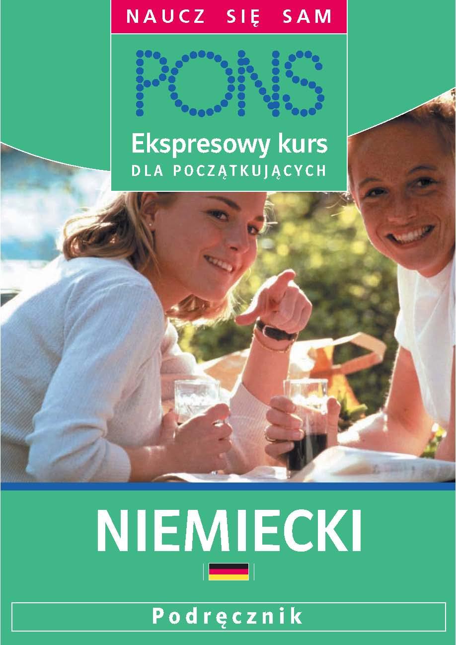 :: Ekspresowy kurs dla początkujących. Niemiecki  - e-book ::