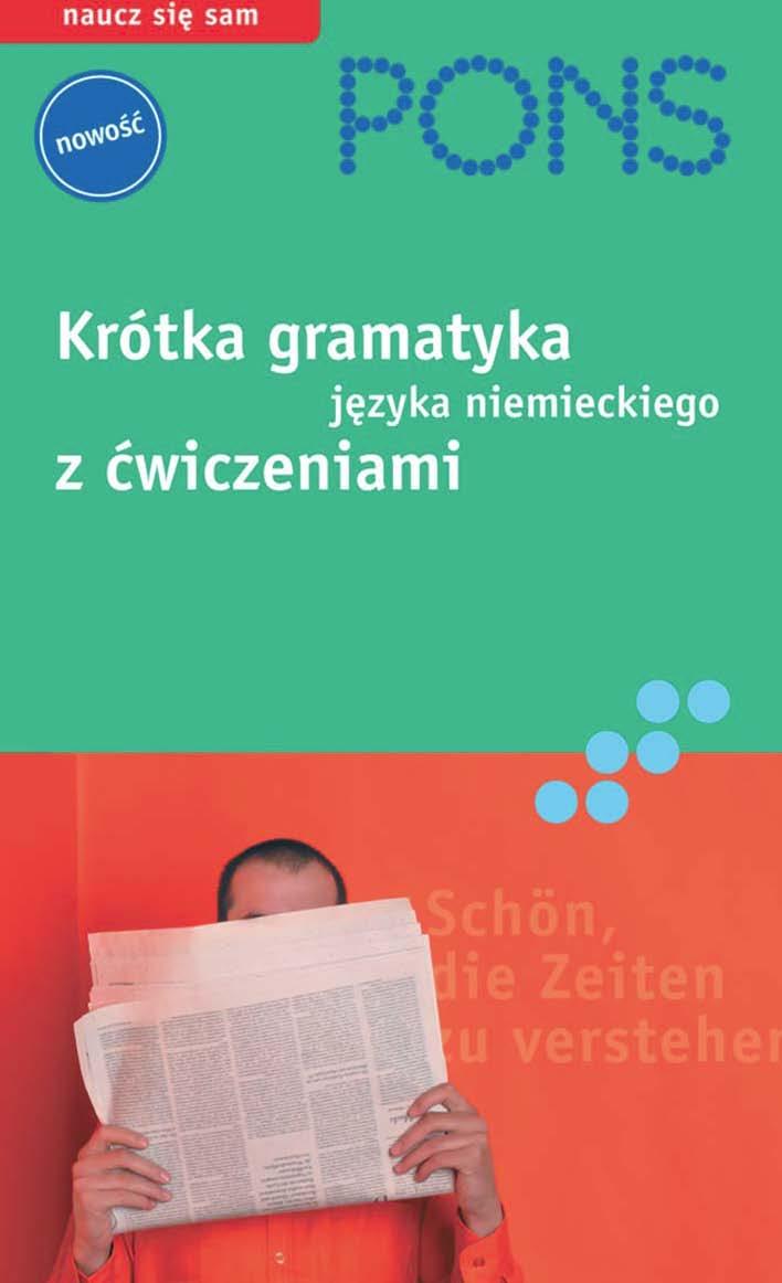 :: Krótka gramatyka - NIEMIECKI - e-book ::