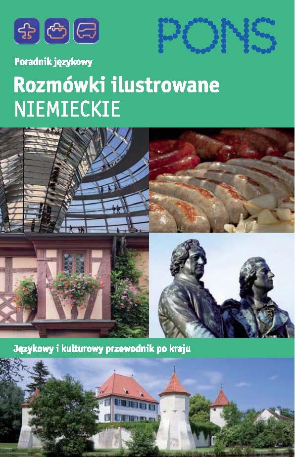 :: Rozmówki ilustrowane niemieckie - e-book ::