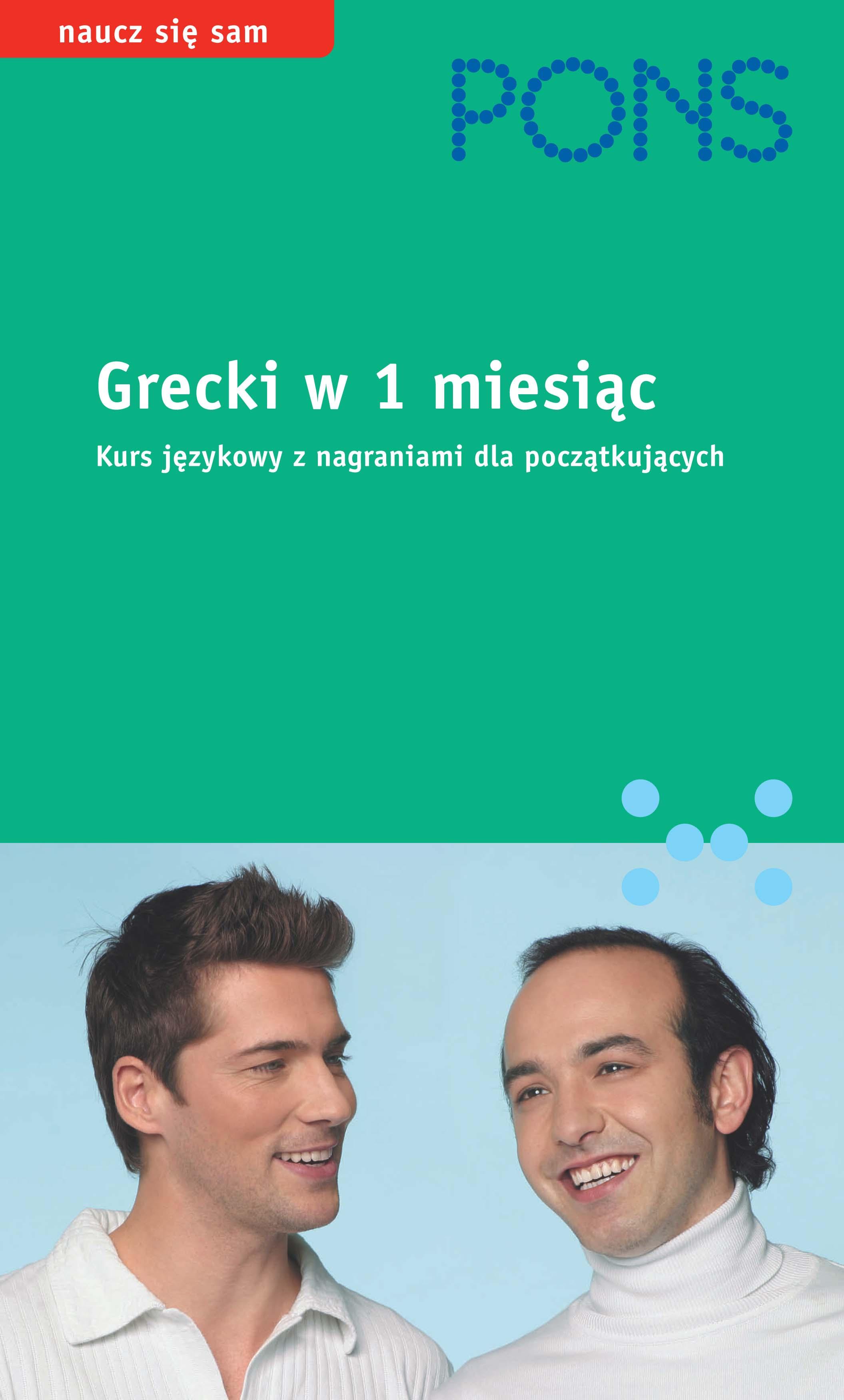 Grecki Kurs Podstawowy – okładka