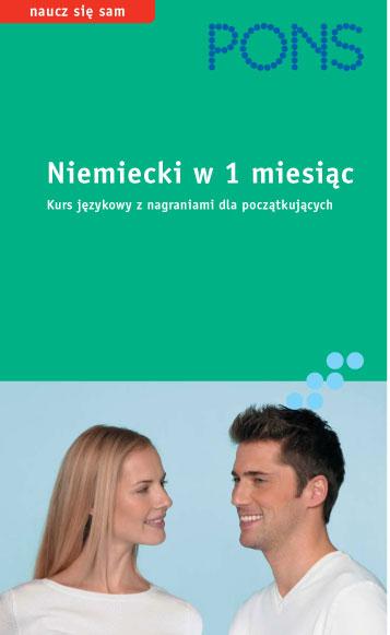 :: Niemiecki w 1 miesiąc - e-book ::
