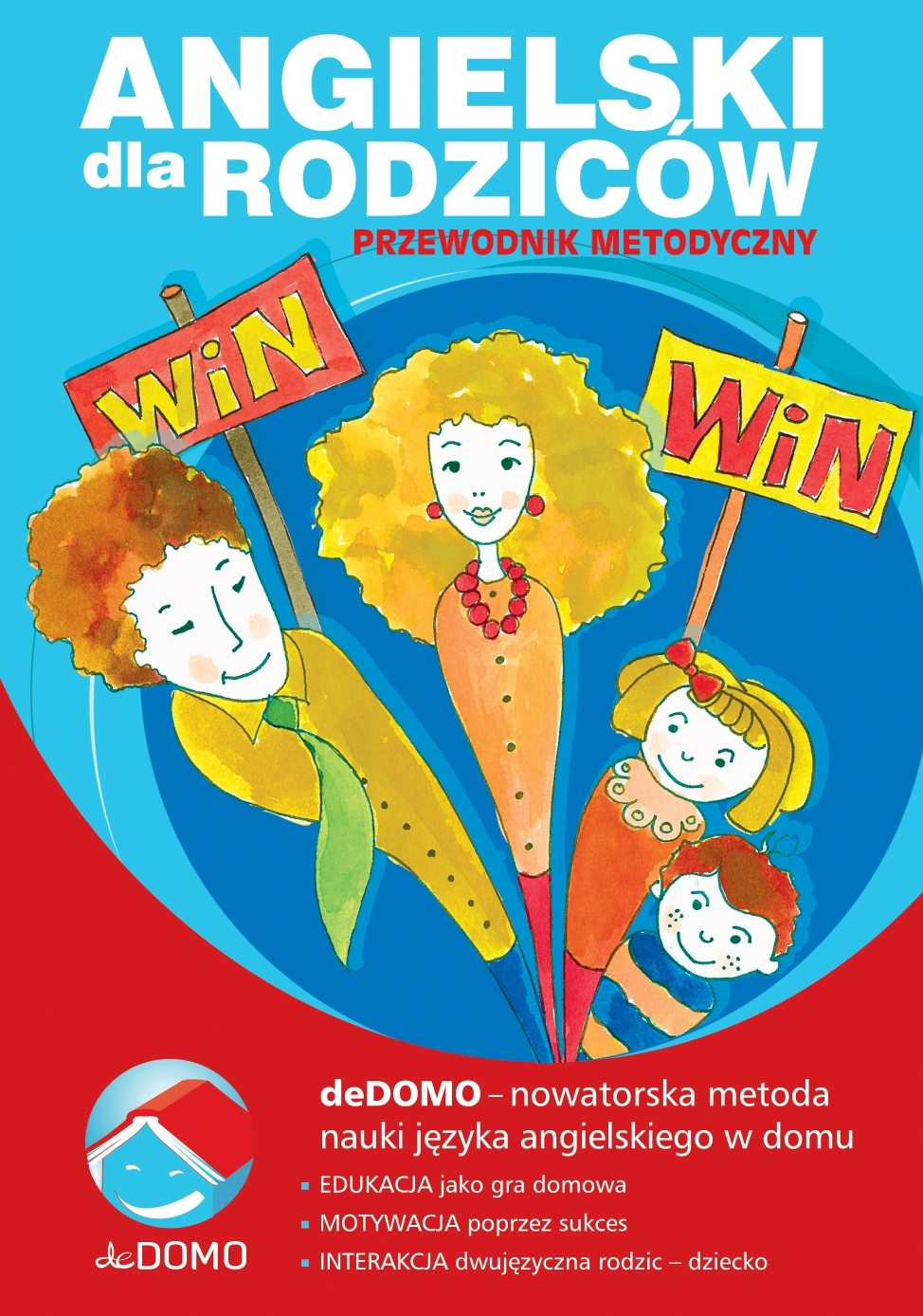 Angielski dla rodziców. Przewodnik metodyczny deDOMO ebook