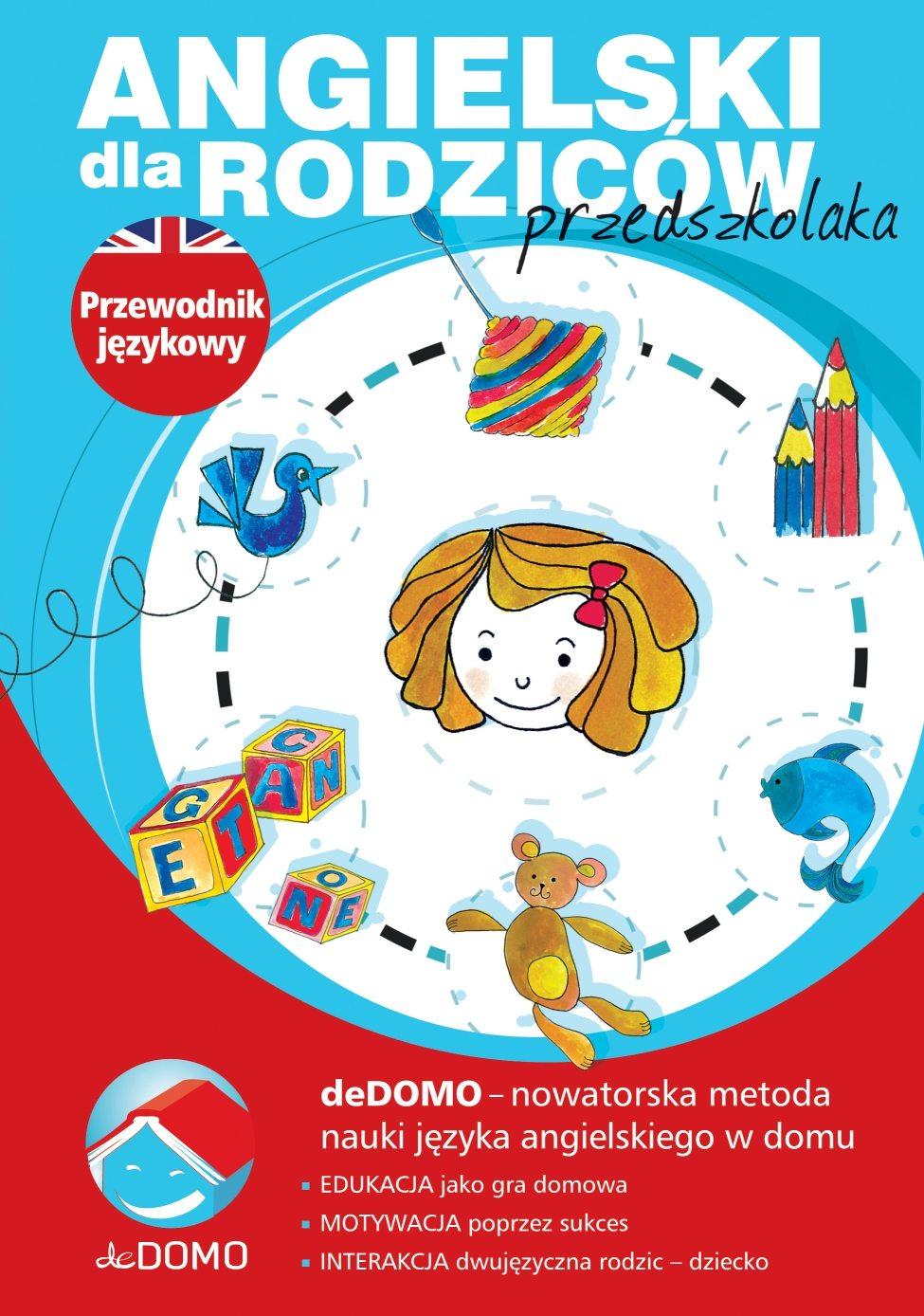 Angielski dla rodziców przedszkolaka. Przewodnik językowy deDOMO ebook