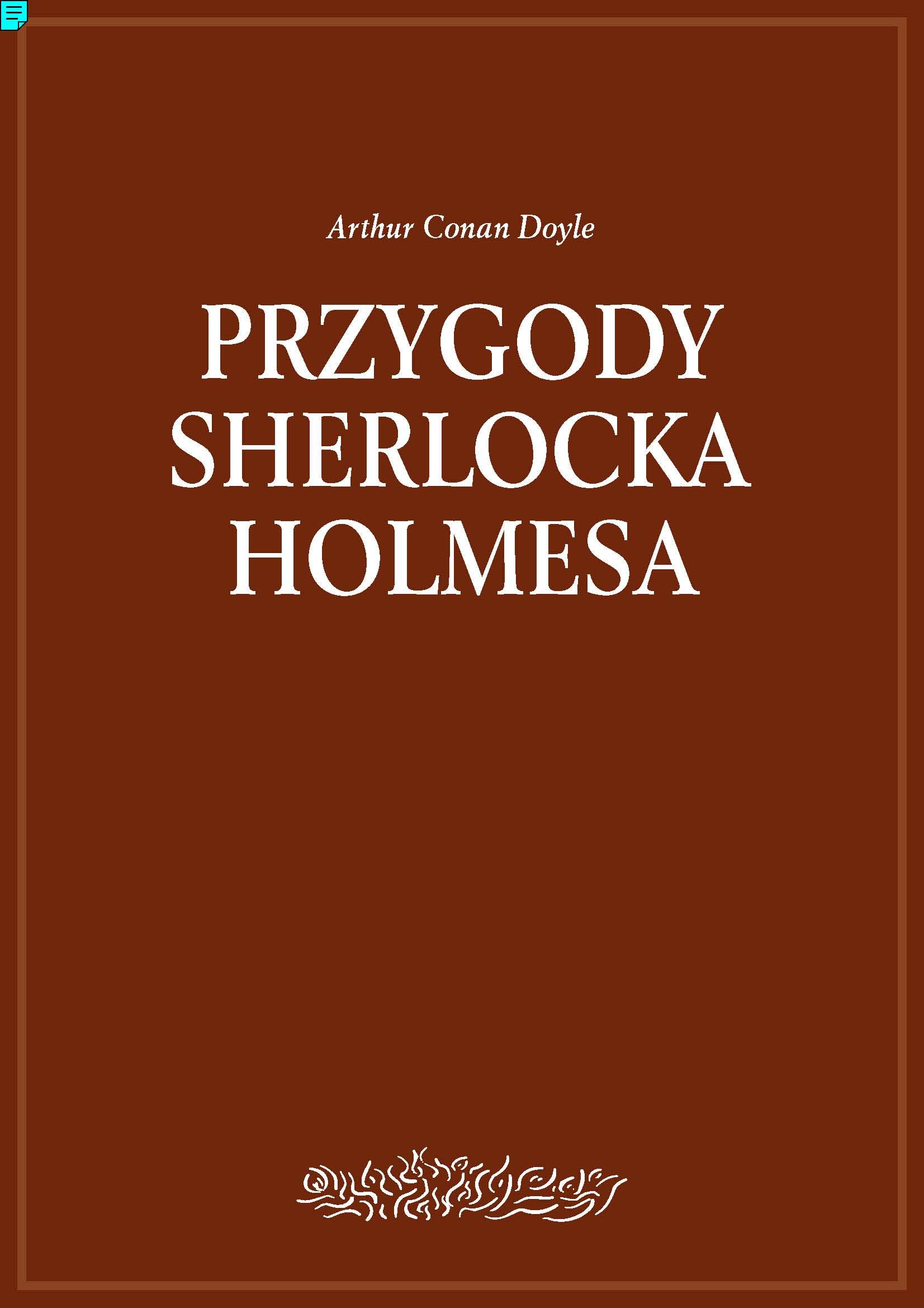 PRZYGODY SHERLOCKA HOLMESA • EBOOK • E-KSIĄŻKA