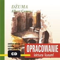 Dżuma - opracowanie audiobook