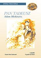 Zobacz więcej - PAN TADEUSZ, Adam Mickiewicz, lektury i opracowania, książki audio, audio, audiobook, mp3, mtj, słuchowisko, do sluchania, epartnerzy.com