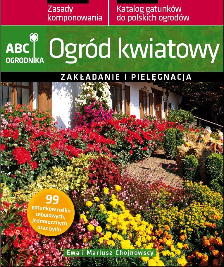 Ogród kwiatowy. ABC ogrodnika ebook