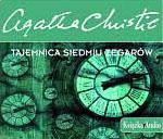 kliknij - zapoznaj się z publikacją - TAJEMNICA SIEDMIU ZEGARÓW, Agatha Christie , książki audio, audiobooki, audio, mp3, kryminał i sensacja, do słuchania, słuchowisko, tajemnica, zegarów, mozaika, epartnerzy.com