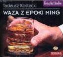 kliknij - zapoznaj się z publikacją - WAZA Z EPOKI MING, Tadeusz Kostecki, książki audio, audiobooki, audio, mp3, kryminał i sensacja, do słuchania, słuchowisko, waza, ming, epoki, mozaika, epartnerzy.com