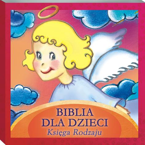 Biblia dla dzieci - Księga Rodzaju, książki audio, książki dla dzieci, biblia, opowiesci, pasterz, epartnerzy.com