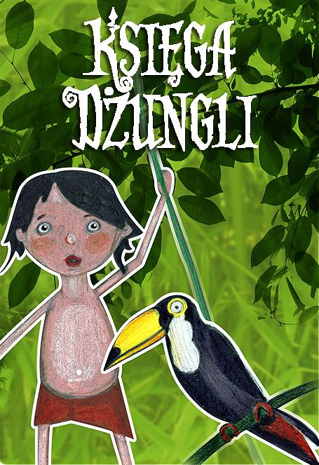 :: Księga Dżungli- książka audio, audiobook, nominacje książka audio 2008, - przejdź do opisu ::