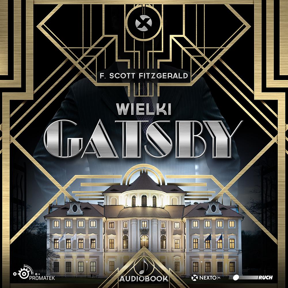 Wielki Gatsby audiobook