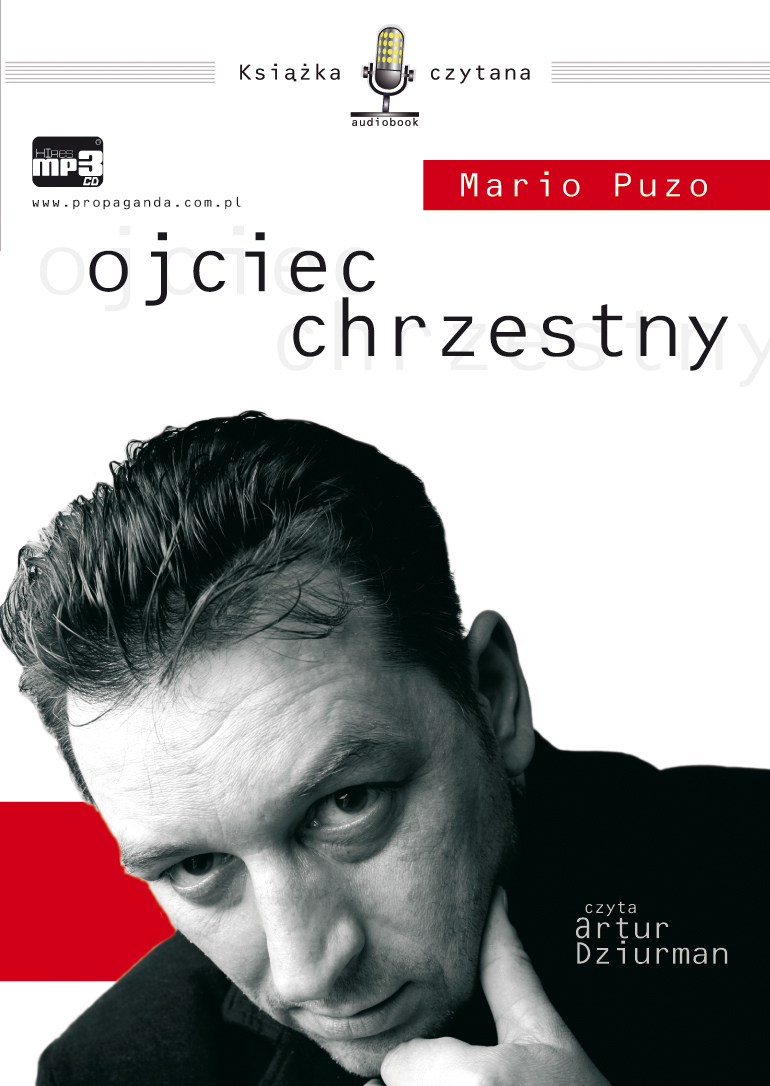 OJCIEC CHRZESTNY - audiobook, Mario Puzo, książki audio,  audio,  audiobook, mp3, pakiety audio, kolekcja w podróży, epartnerzy.com - przejdż na stronę promocji