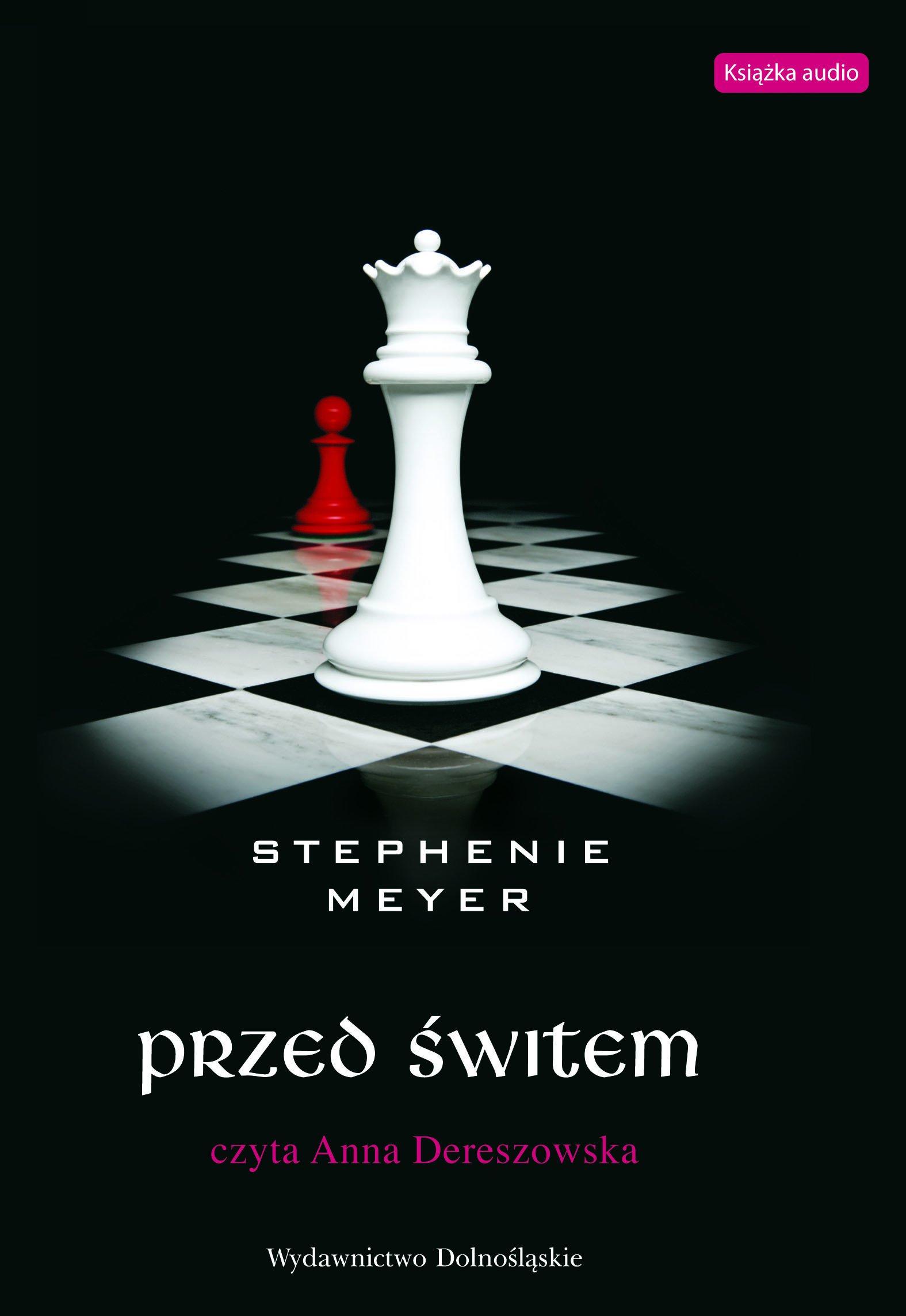Przed świtem - audiobook – Stephenie Meyer, Wydawnictwo Dolnośląskie, powieści, audio, mp3, książki audio, saga, opowiesc, romans, obyczajowe, kryminał i sensacja, epartnerzy.com