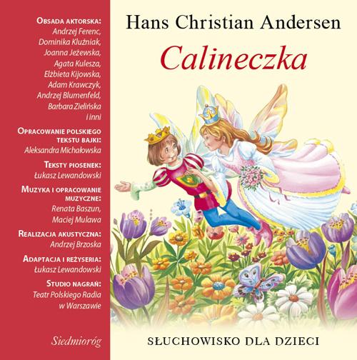 :: Calineczka. Słuchowisko dla dzieci - pobierz ::