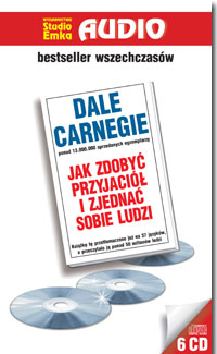 :: Jak zdobyć przyjaciół i zjednać sobie ludzi - Dale Carnegie - książka audio - zobacz więcej ::
