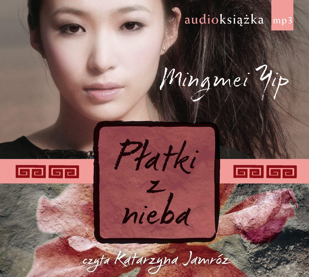 Płatki z nieba - audiobook – Mingmei Yip, Świat Książki, audiobook, książki audio, mp3, obyczajowe, powieść, epartnerzy.com