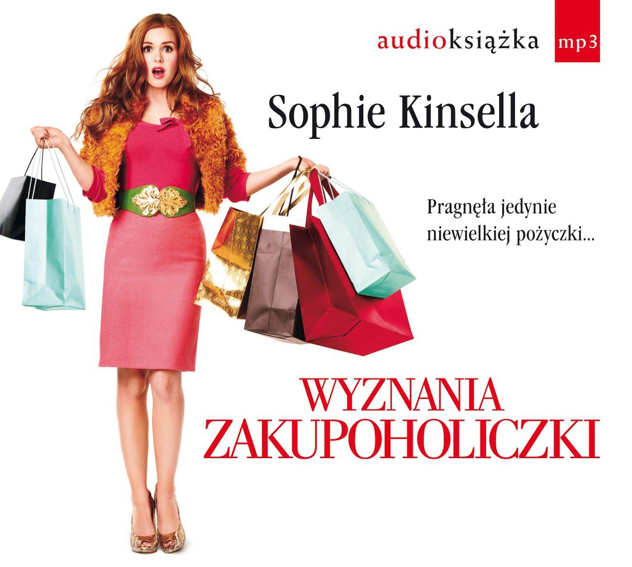 Wyznania zakupoholiczki - audiobook – Sophie Kinsella, Świat Książki, audiobook, książki audio, obyczajowe, epartnerzy.com