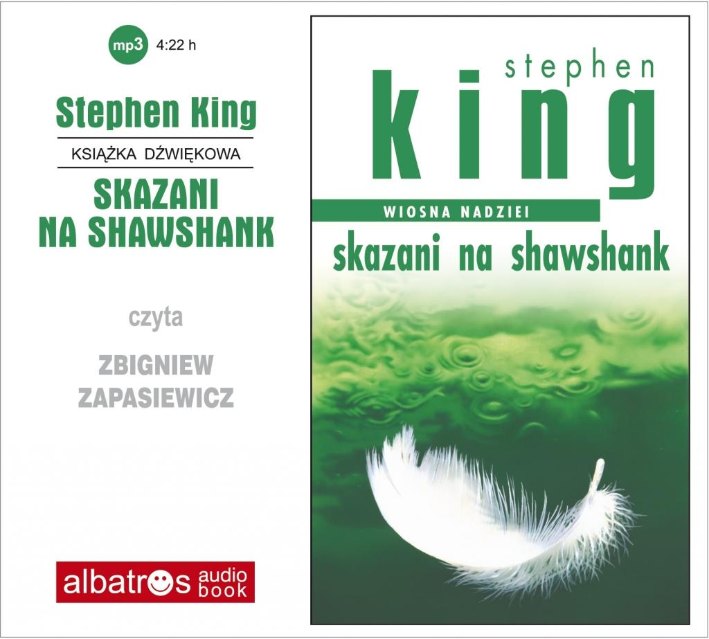 :: Skazani na Shawshank - audiobook - pobierz książkę audio ::
