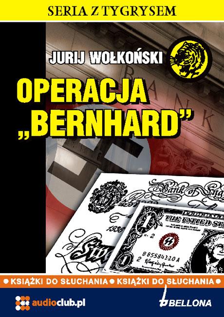 audio,audiobook,audiobooki,Operacja,Bernhard,Operacja Bernhard,wydawnictwo.