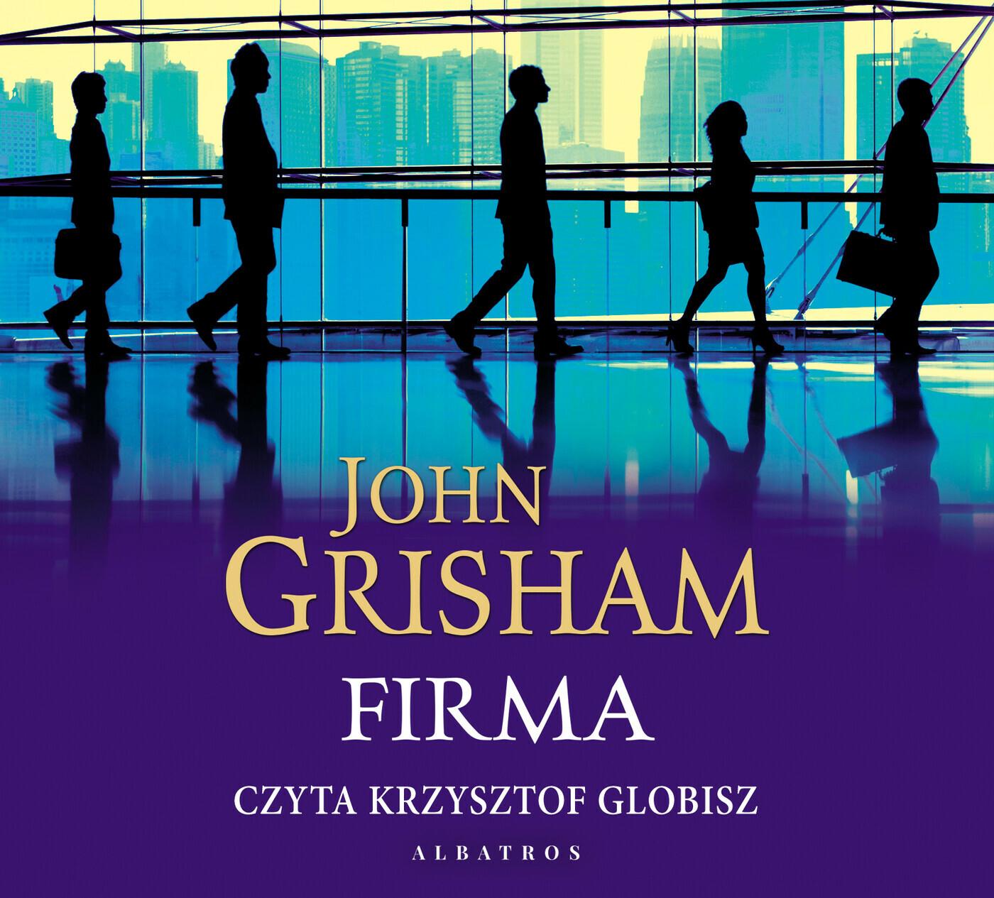 Firma – audiobook.Autor: John Grisham