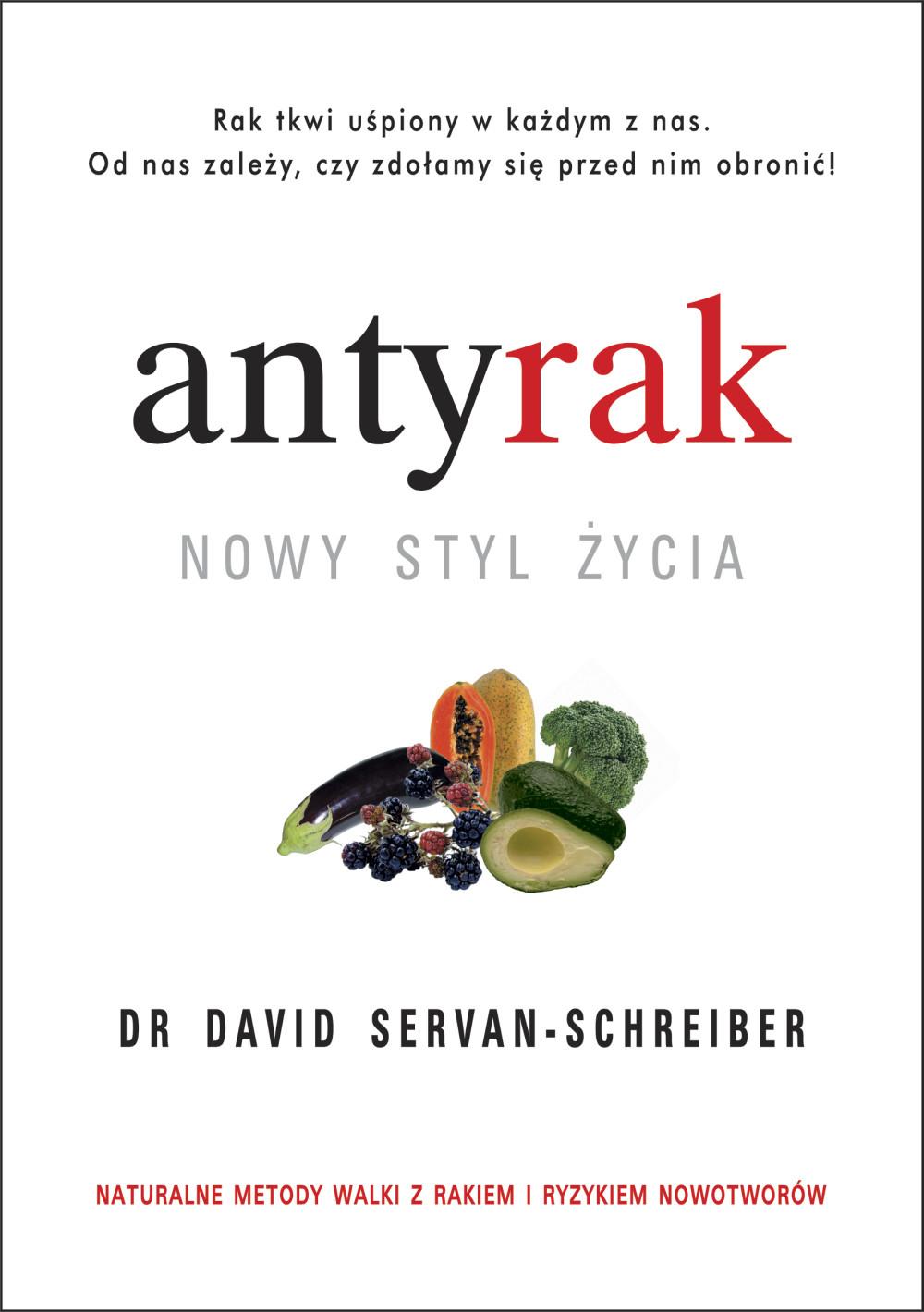 :: ANTYRAK. NOWY STYL ŻYCIA - e-book ::