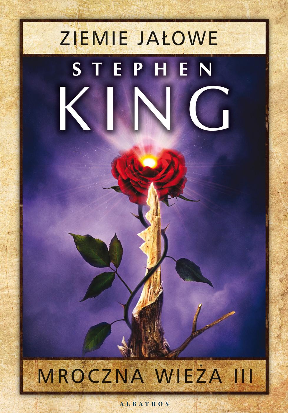 Mroczna Wieża III: Ziemie jałowe ebook