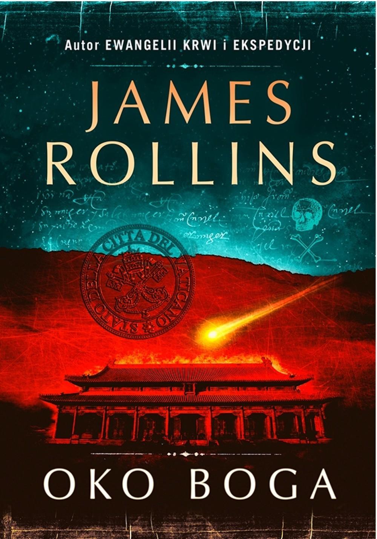 Oko Boga - Autor: James Rollins