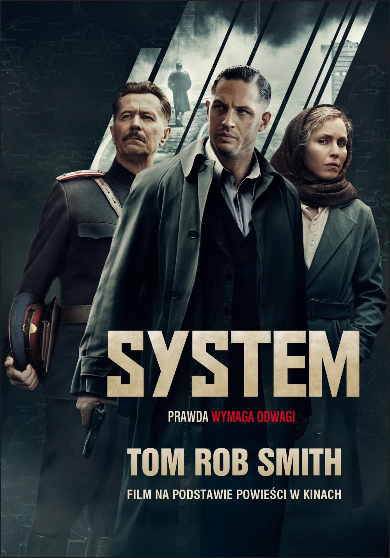 kryminał,kryminał,sensacja,thriller,ebook, System ebook ,Autor Tom Rob Smith