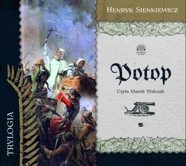 POTOP • AUDIOBOOK • KSIĄŻKA AUDIO • MP3