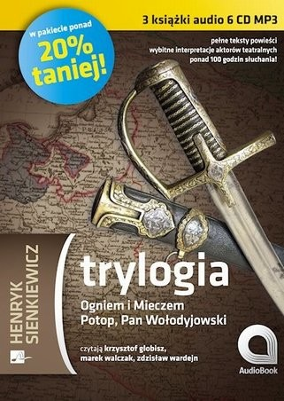 TRYLOGIA • AUDIOBOOK • KSIĄŻKA AUDIO • MP3