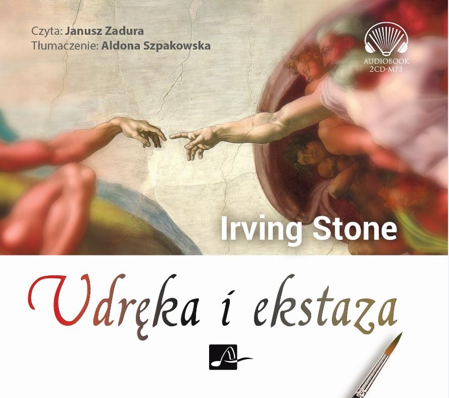 Udręka i ekstaza – audiobook.Autor: Irving Stone