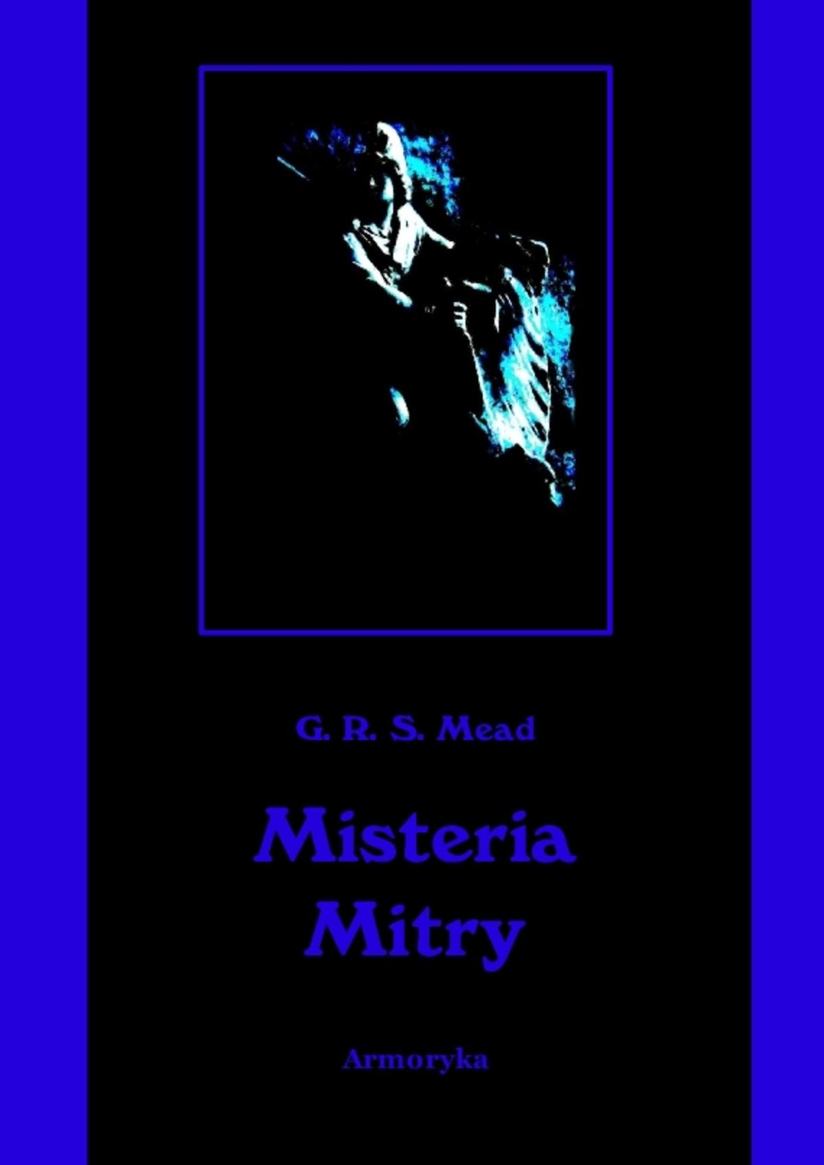 Misteria Mitry ebook