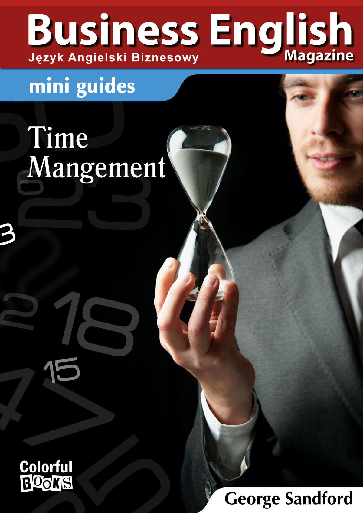 Mini guides: Time Menagement ebook