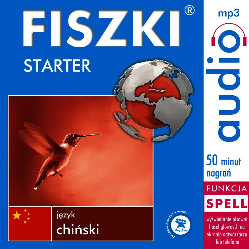 FISZKI,audio,język,chiński,Starter,audiobook