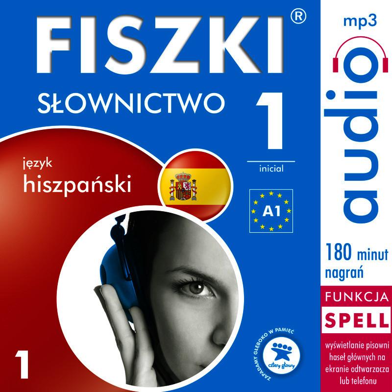 Hiszpańsk,FISZKI,audio,język,Słownictwo,audiobook